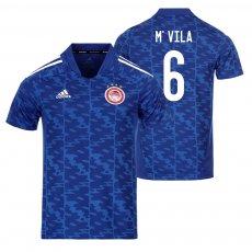 Olympiakos 2021/22 junior away shirt M'VILA
