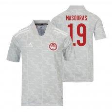 Olympiakos 2021/22 junior 3rd shirt MASOURAS