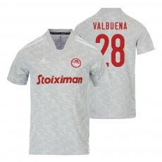 Olympiakos 2021/22 3rd shirt VALBUENA