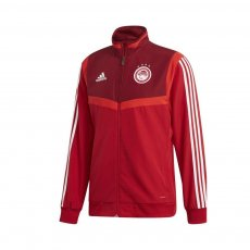 Olympiacos 2019/20 training track top Adidas, red