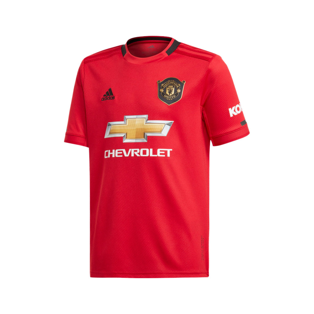 Manchester United 2019/20 junior home shirt