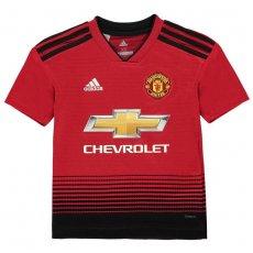 Manchester United junior home Shirt 2018/19