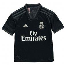 Real Madrid junior away shirt 2018/19
