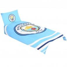 Manchester City F.C. Double Duvet Set PL