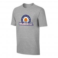 Holargos BC 'Emblem' t-shirt, grey