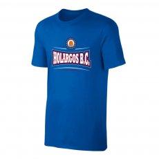 Holargos BC 'Lines' t-shirt, blue