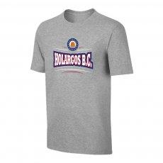 Holargos BC 'Lines' t-shirt, grey