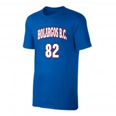 Holargos BC '1982' t-shirt, blue