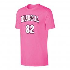 Holargos BC '1982' t-shirt, pink