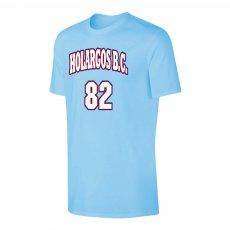 Holargos BC '1982' t-shirt, light blue