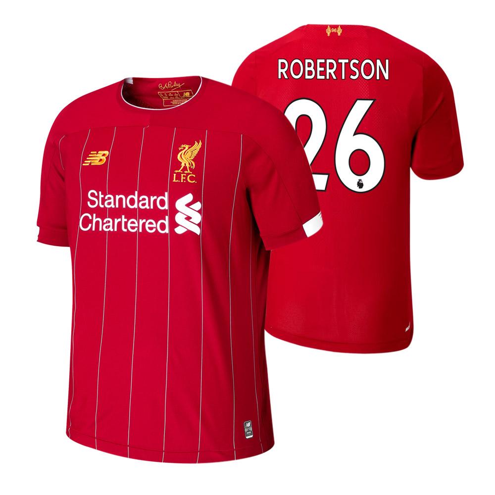 Liverpool 2019/20 junior home shirt ROBERTSON