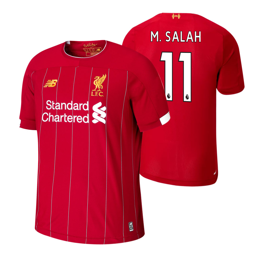 Liverpool 2019/20 junior home shirt SALAH