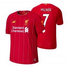 Liverpool 2019/20 home shirt MILNER