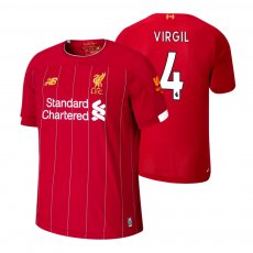 Liverpool 2019/20 home shirt VIRGIL