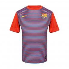Barcelona 2012/13 training top SS Nike