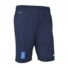 Greece 2014/15 Nike training shorts, dark blue