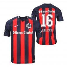 San Lorenzo 2018/19 home shirt BELLUSCHI