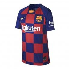 Barcelona 2019/20 junior home shirt