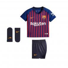 Barcelona 2018/19 Nike infants home kit