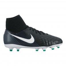 Nike Magista Onda II DF (FG) junior football shoes, black