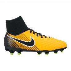 Nike Magista Onda II (FG) junior football shoes, yellow/black