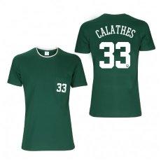 Panathinaikos BC 2018/19 Numbered t-shirt CALATHES, green