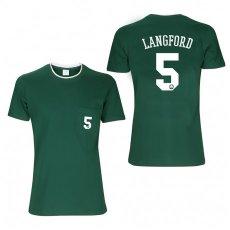Panathinaikos BC 2018/19 Numbered t-shirt LANGFORD, green