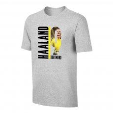 Haaland 'No9' t-shirt, grey