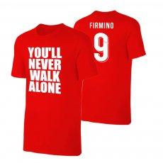 Liverpool 'YNWA21' t-shirt FIRMINO, red