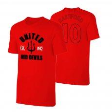 Manchester United 'Est.1902' t-shirt RASHFORD, red