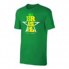 Brasil CA2021 'Qualifiers' t-shirt, green