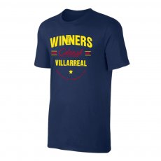 Villarreal 'EL Winners 2021' t-shirt, dark blue