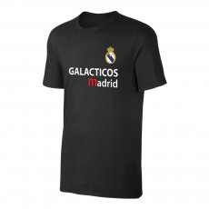 Real Madrid 'GALACTICOS'' t-shirt, black