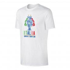 Italy 'CAMPIONI D'EUROPA 2021' t-shirt, white