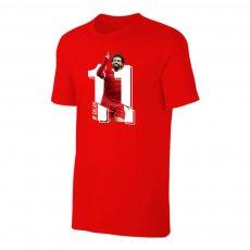 Liverpool SALAH No11 junior t-shirt, red