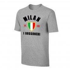 Milan 'Est.1899' t-shirt, grey