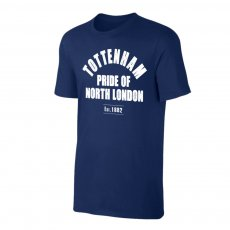 Tottenham 'Est.1882' t-shirt, dark blue