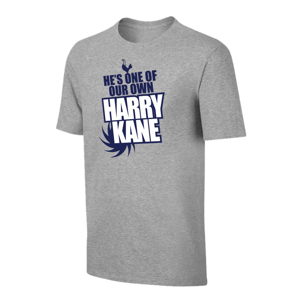 Tottenham 'Harry Kane' t-shirt, grey