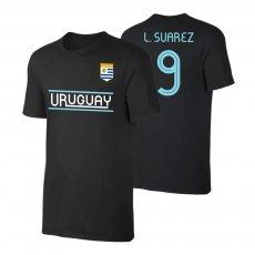 Uruguay CA2019 'Qualifiers' t-shirt SUAREZ, black