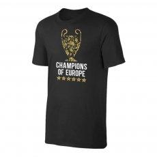 Liverpool '6 TROPHIES' t-shirt, black