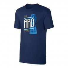 Argentina CA2019 'TROPHY' t-shirt, dark blue