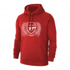 """Arsenal anniversary """"125 years"""" footer with hood, red"""