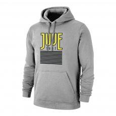 Juventus '1897' footer with hood, grey