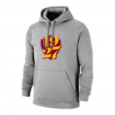 Roma '1927' footer with hood, grey