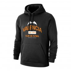 Valencia 'Est.1919' footer with hood, black