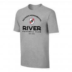 River Plate 'Estadio' t-shirt, grey