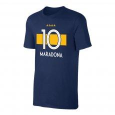 Boca Juniors 'Shirt 19' t-shirt MARADONA, dark blue