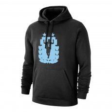 Argentina 'Messi Celebration' footer with hood, black