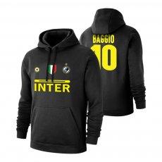 Inter 'Vintage 97/98' footer with hood BAGGIO, black