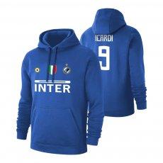 Inter 'Vintage 97/98' footer with hood ICARDI, blue